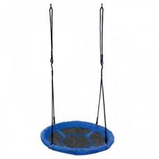 Záhradní houpačka SPARTAN Fun Ring 95 cm - modrá Preview