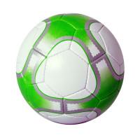 Fotbalový míč SPARTAN Corner Synth - zelený