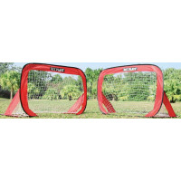 SPARTAN Set fotbalových branek Pop Up Soccer Goal 125 x 80 cm