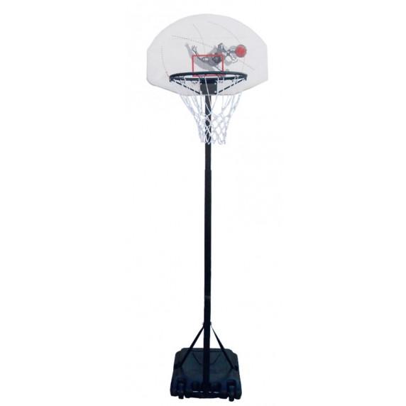 Basketbalový koš SPARTAN 45 x 71 cm