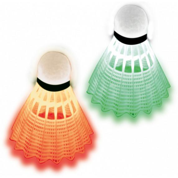 Badmintonové míčky TALBOT TORRO Magic Night LED