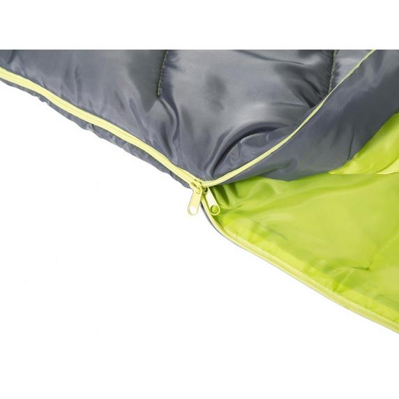 Spací pytel BESTWAY 68102 Pavillo Hibride 220x75x50 cm - šedá/zelená