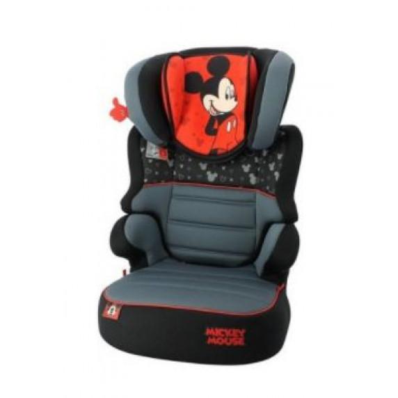 Autosedačka Nania Befix Disney Luxe Mickey Mouse - šedá