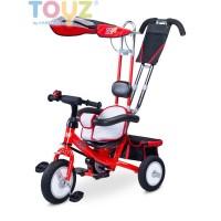 Dětská tříkolka Toyz Derby - červená