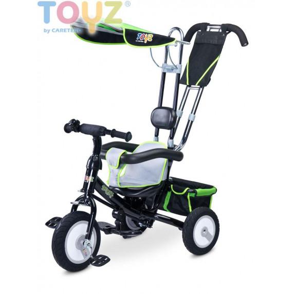 Dětská tříkolka Toyz Derby - zelená