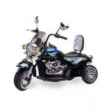 Elektrická motorka Toyz Rebel - černá Preview