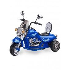 Elektrická motorka Toyz Rebel - modrá Preview