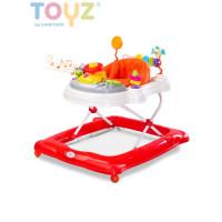 Dětské chodítko Toyz Stepp - červené