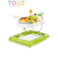 Dětské chodítko Toyz Stepp - zelené