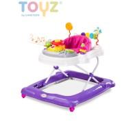 Dětské chodítko Toyz Stepp - fialové