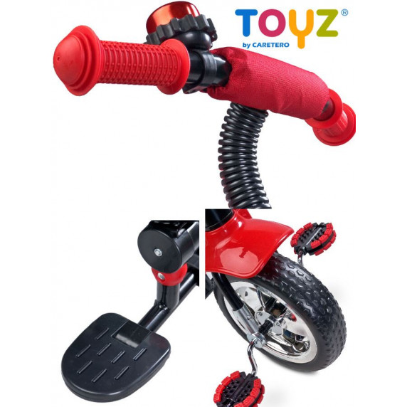 Dětská tříkolka Toyz Timmy green