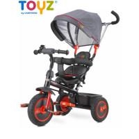 Dětská tříkolka Toyz Buzz red
