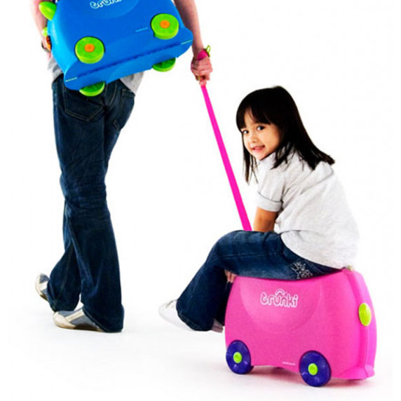TRUNKI Cestovný kufrík - Trixi
