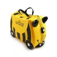 TRUNKI Cestovný kufrík - Včielka