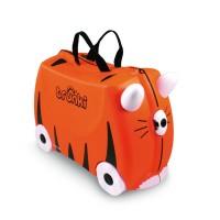 TRUNKI Cestovný kufrík - Tiger