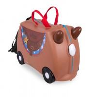 Cestovní kufřík TRUNKI - Bronco - Kovboj
