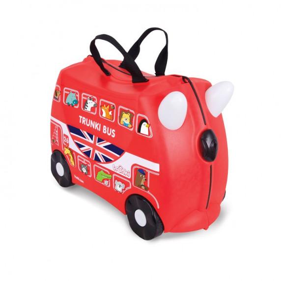 Cestovní kufřík TRUNKI - Boris - Autobus