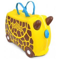 TRUNKI Cestovný kufrík - Žirafa Preview