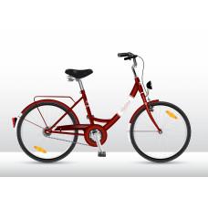 VEDORA Lady 24 dámské kolo 16´´ Preview